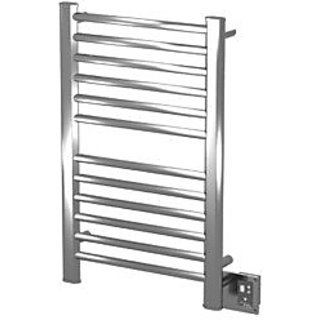 Amba S 2133 B Sirio 21-Inch x 33-Inch Towel Warmer, Brushed