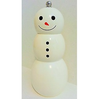 Snowman Pepper Mill