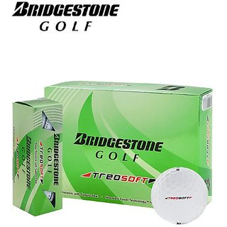 Bridgestone # 2 Treosoft Golf balls 3 pack