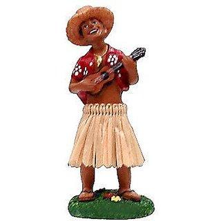 Miniature Dashboard Hula Doll Yo Dude!