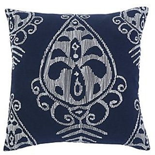 Signature Design by Ashley A1000291 pillow Cover, Set of 4, Navy