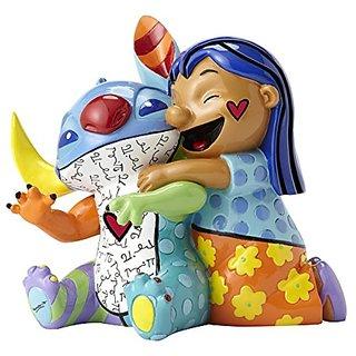 Enesco Disney by Britto Lilo and Stitch (4055232)