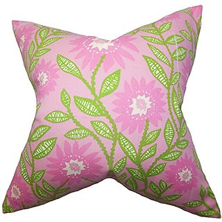 The Pillow Collection P18-PP-FENTON-GUMDROP-C100 Pillow, 20