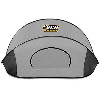 NCAA Virginia Commonwealth Rams Manta Portable Pop-Up Sun/Wind Shelter,86.5