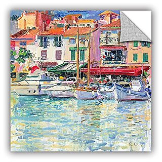 ArtWall Peter Grahams Mirabeau, Art Appeelz Removable Wall Art Graphic, 24 by 24