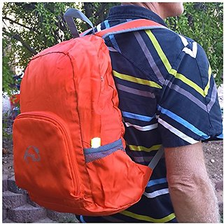 Wind Tour Ultra-Lightweight Packable Hiking Daypack - 4 Colors - WATER RESISTANT - ,