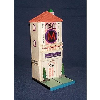 Department 56 Monopoly Series