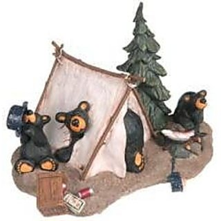 Camp Runamuck, Bearfoots 10th Anniversary Edition Figurine