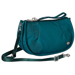 Haiku Womens Venture Eco Crossbody Bag, Sea Blue,One Size