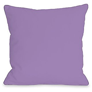 Bentin Home Decor Solid Throw Pillow by OBC, 14