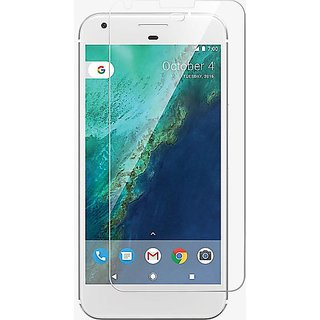 Mascot max tempered glass (2.5D Curved Edge 0.33 mm Tempered Glass for Google Pixel