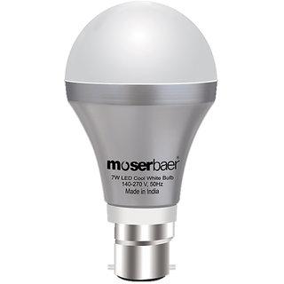 LED Bulb 7W Moser Baer