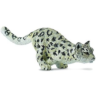 CollectA Snow Leopard Cub (Running) Figure