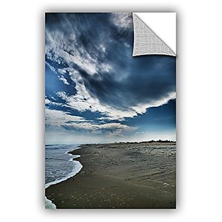 ArtWall Steve Ainsworths In The Distance Art Appeelz Removable Graphic Wall Art, 12 x 18