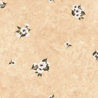 Brewster 135-63932 Martex Special Places For Kitchen, Bedrooms, and Baths Peach Blossom Toss Wallpaper, 20.5-Inch by 396