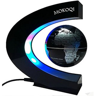 Buy mokoqi levitation floating globe rotating magnetic mysteriously mokoqi levitation floating globe rotating magnetic mysteriously suspended in air world map great christmas gift for fath gumiabroncs Choice Image