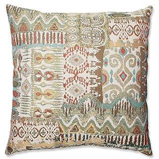 Pillow Perfect Medley Floor Pillow, 24.5-Inch, Multi