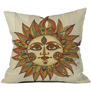 DENY Designs Valentina Ramos Helios Throw Pillow, 18 x 18