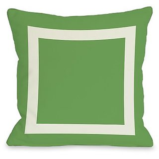 Bentin Home Decor Square Throw Pillow by OBC, 18