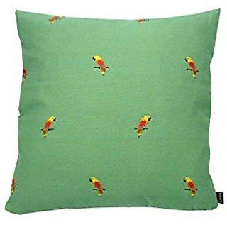 parrots - 18x18 Pillow
