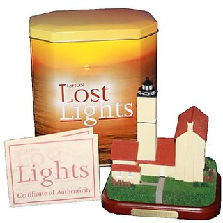Leftons Historic American Lighthouse Lost Lights Collection - St. Augustine, Florida CCM13653