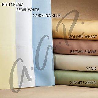 Silky Bamboo Viscose Duvet Set - White - Pearl White - King/CalKing
