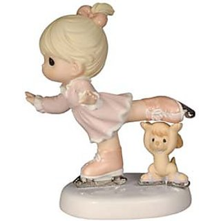 Precious Moments A Little Help Goes A Long Way Figurine