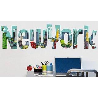 Nouvelles Images HOST1485 New York Comics Wall Decals