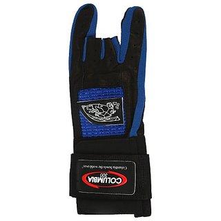 Columbia 300 Pro Left Wrist Glove, Blue, Small