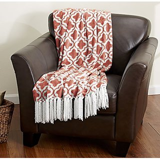 Keller Collection Ultra Velvet Plush Super Soft Blanket. Lightweight Throw Blanket in Beautiful Printed Patterns Featuri