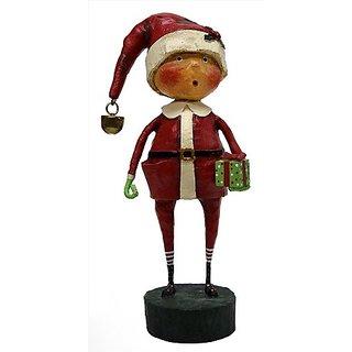 Lori Mitchell Christmas Playing Santa 2013