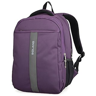 Bolang Professional 17.5 Inch Laptop Backpack 9063 (9063 Purple)