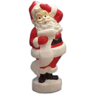 Union United Solutions 75180 Large Santa, Illuminated with Cord and Light Included, 43