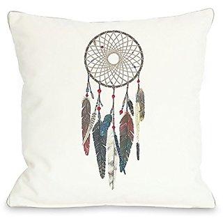 Bentin Home Decor Dream Catcher 3 Throw Pillow by Ana Victoria Calderon, 20