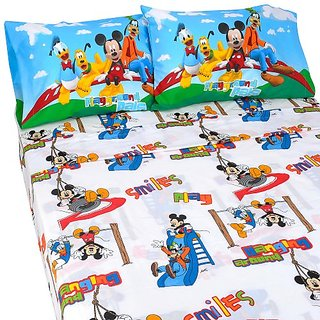 Disney Mickey Mouse Full Sheet Set
