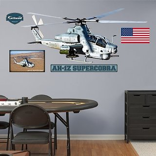 FATHEAD AH-1Z Super Cobra Graphic Wall Dcor