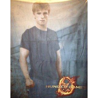 The Hunger Games Peeta Fleece Throw