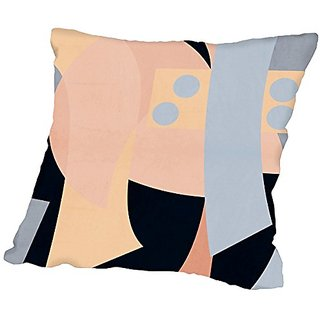 American Flat Geo 18, Urban Road Pillow by Urban Road, 16