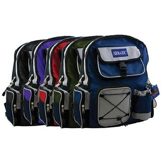 BAZIC Odyssey Backpack, 17 Inch, Assorted