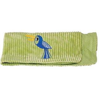 Cotton Tale Designs Animal Tracks Crib Blanket