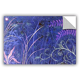 ArtWall Herb Dickinsons Mystical II Art Appeelz Removable Graphic Wall Art, 32 x 48