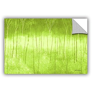 ArtWall Herb Dickinsons Verda Forest Art Appeelz Removable Graphic Wall Art, 24 x 36