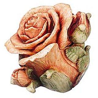 Single Orange Rose ....... Harmony Kingdom HGLEOR