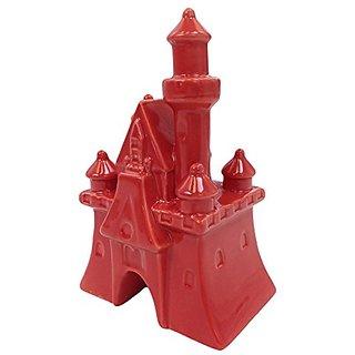 Disney Parks Fantasyland Castle Figurine