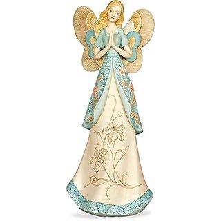 Angelstar 10320 Flowering Grace Angel Figurine, 12-Inch