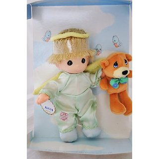 Precious Moments Baby Collection Luv n Care Limited Edition Doll - Boy Angel - Daniel