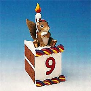 Sabrina Squirrel Age #9 #899