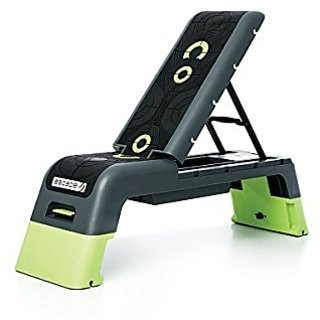 Escape Fitness Deck - Workout Bench and Fitness station,