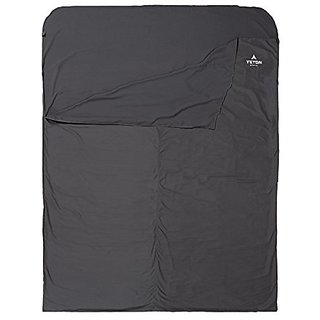 TETON Sports Mammoth Cotton Sleeping Bag Liner,