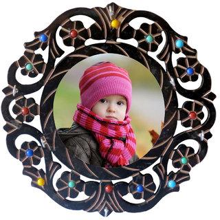 JSP Creation Handicrafted Wooden Fancy Wall Hanging Photo Frame Key Hanger Holder
